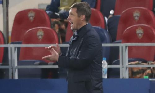 Тренер Зайнутдинова ответил на вопрос о своей отставке после седьмого матча без побед