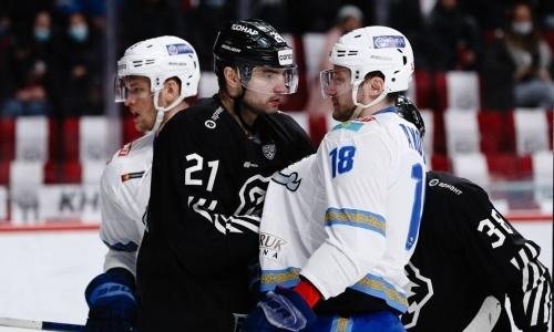 «Казахстанцы очень быстро проявили себя». «Барыс» признали неудобным соперником для клуба КХЛ