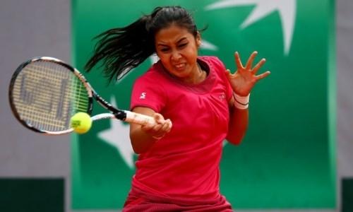 Дияс потеряла одну строчку в первой сотне рейтинга WTA