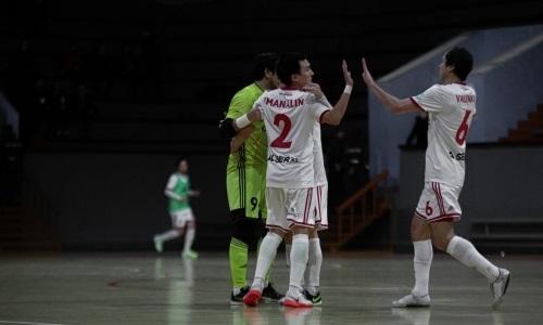 «Актобе» разгромил «Жетысу» на старте третьего круга чемпионата Казахстана