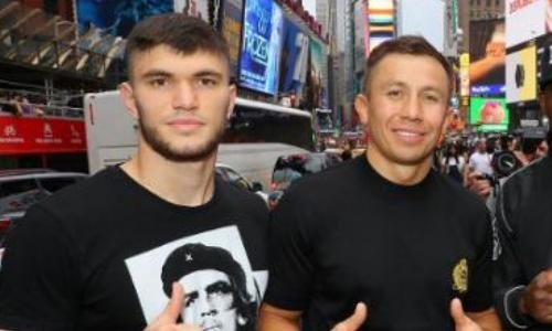Геннадий Головкин и Али Ахмедов узнали результаты тестов на коронавирус перед чемпионскими боями
