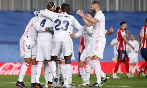 Прямая трансляция матча Ла Лиги «Реал Мадрид» — «Атлетик»