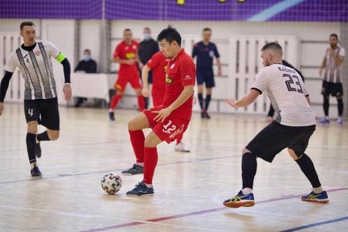 «Кайрат» катком прошелся по «Аяту» в матче чемпионата РК