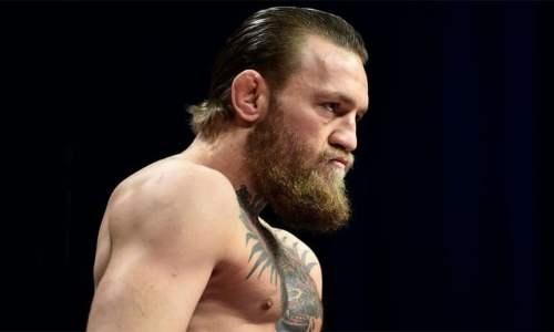 Конора Макгрегора подвинули вниз в рейтинге UFC