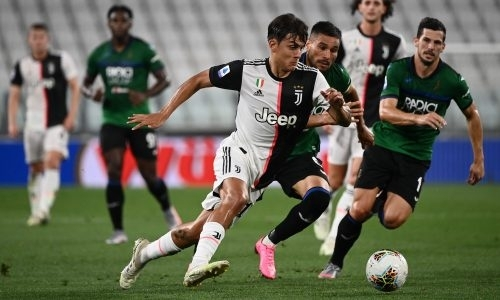 Прямая трансляция матча Серии А «Ювентус» — «Аталанта»