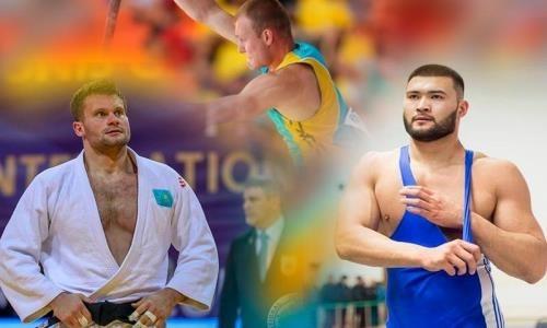 «Все зависит от молодежи». Ровесники Независимости прославляют Казахстан на спортивной арене