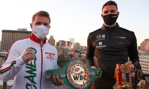 Чемпион WBA ввесе Головкина рассказал, кто будет доминировать вбою «Канело»— Смит