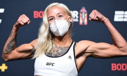 «Доказывал миру, что в Казахстане есть крутые бойцы!» Девушка из UFC обратилась к Головкину