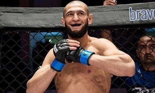 «Я иду за вами. И всех разобью». Хамзат Чимаев пригрозил своим соперникам в UFC