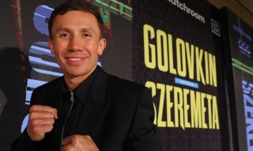 Геннадий Головкин назвал свою мечту в боксе