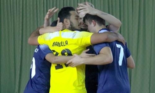 «Жетысу» разнес «Окжетпес» в матче чемпионата Казахстана