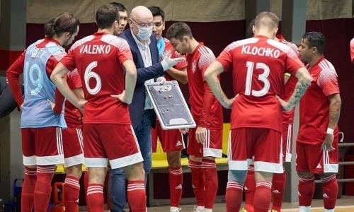 «Актобе» и «Нур-Султан» забили восемь голов на двоих в матче чемпионата Казахстана