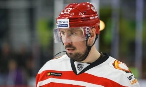 Клуб конференции «Барыса» в КХЛ расторг контракт с одним из самых полезных защитников
