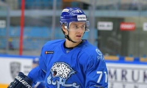 Хоккеист «Барыса» попросил у главного тренера пару выходных на роды