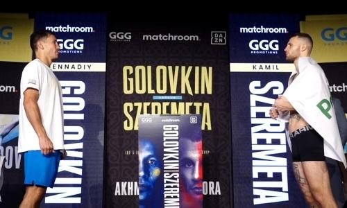 Головкин — Шеремета: где, когда и во сколько смотреть трансляцию боя за титулы IBF и IBO