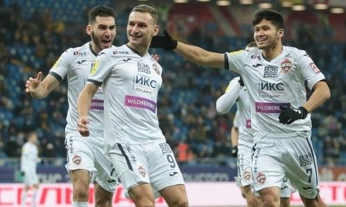 ЦСКА без Зайнутдинова благодаря хет-трику победил его бывший клуб в гостевом матче РПЛ