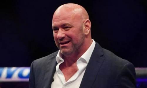 «Если бы я проводил в 2021-м только один бой». Глава UFC выбрал самый большой поединок