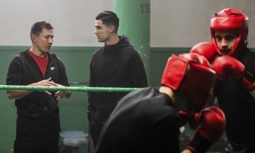 Геннадий Головкин ответил Криштиану Роналду на слова поддержки перед боем за два титула