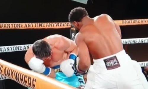 Видео боя Мадияра Ашкеева, или Как казахстанец досрочно потерпел первое поражение в карьере