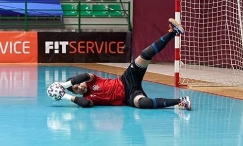 «Актобе» уверенно победил «Окжетпес» в матче чемпионата Казахстана