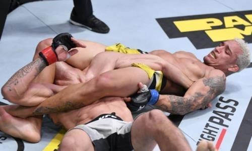 «Оливейра был психологически сломлен». Фергюсон удивил заявлением о своем втором поражении подряд в UFC