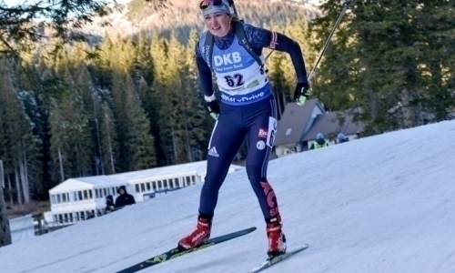 Бельченко стала 65-й в спринте этапа Кубка Мира