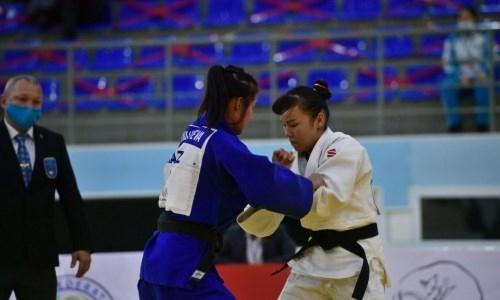 Названы победители первого дня чемпионата Казахстана по дзюдо