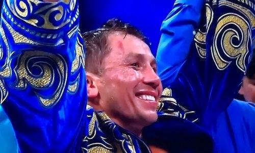 Головкин анонсировал большой бой после рекордной защиты титулов чемпиона мира