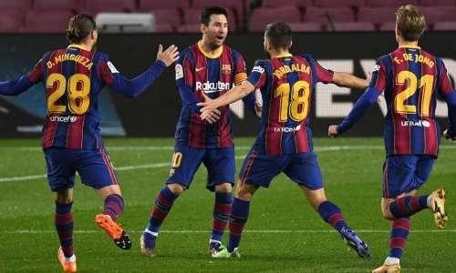 Прямая трансляция матча Ла Лиги «Барселона» — «Валенсия»