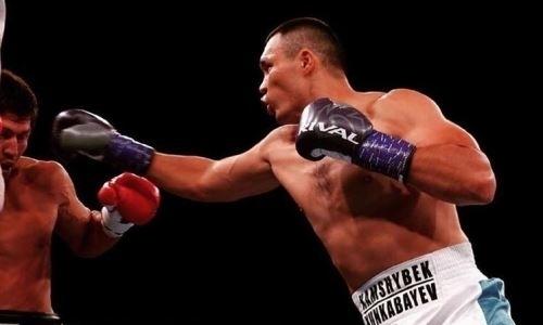Капитан сборной Казахстана совершил рывок в мировом рейтинге боксеров