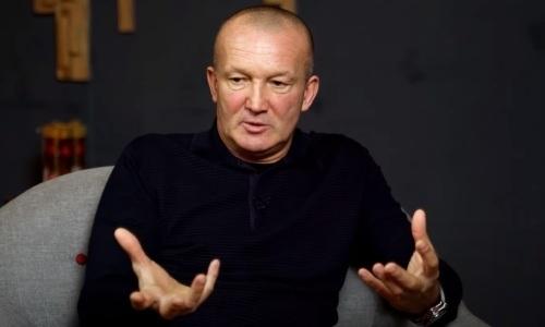 Григорчук оценил шансы «Астаны» и «Кайрата» на чемпионство в Украине