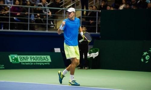 Казахстанцы не изменили положения в рейтинге ATP