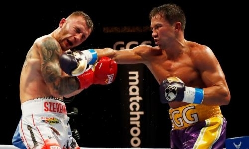 «Более десятилетия битв». Головкин напомнил о принадлежности к элите бокса