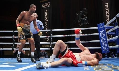 Нокаутировавший Али Ахмедова боксер должен был подраться с другим известным казахстанцем