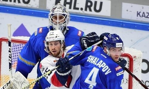 «Барысу» рассказали о шансах на реванш с «Торпедо» в КХЛ