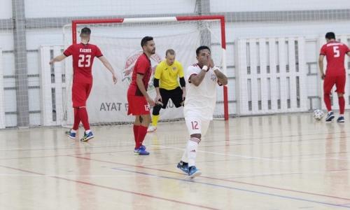 «Актобе» потерпел четвертое поражение в сезоне