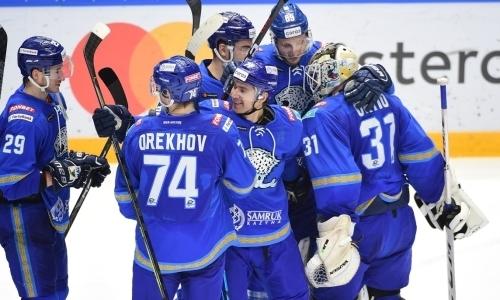 КХЛ рассказала об успехе «Барыса» после его победы над «Торпедо»