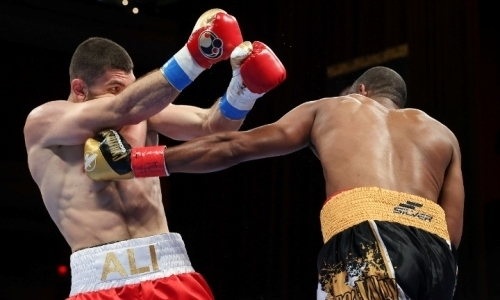 «Был сенсационным». The Ring назвал нокаут казахстанского боксера кандидатом на звание «Апсет года»