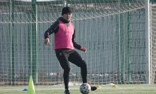 Казахстанский футболист нашел себе новый клуб в КПЛ после ухода из «Кайрата»