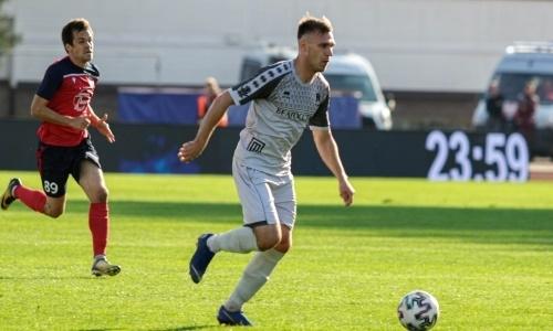 Футболист сборной Казахстана признан лучшим игроком европейского клуба в сезоне-2020. Видео