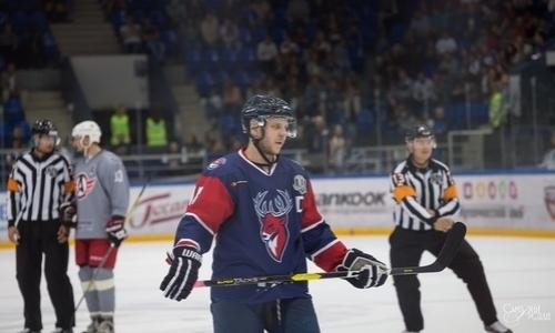 Шайба в ворота «Барыса» на последних минутах позволила нападающему «Торпедо» войти в историю КХЛ