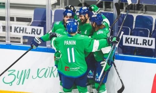 Клуб конференции «Барыса» в КХЛ уничтожил соперника в матче с 11 шайбами