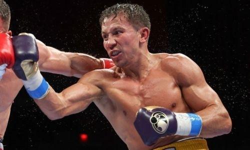 Головкин избил боксера до потери сознания