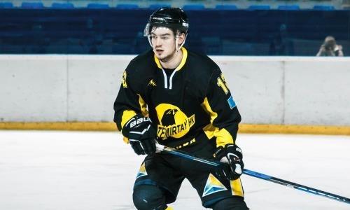 Воспитанник школы «Авангарда» после сезона в Казахстане нашел себе новый клуб