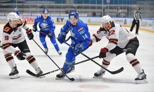 В «Авангарде» посчитали агрессию ключом к победе над «Барысом» в КХЛ