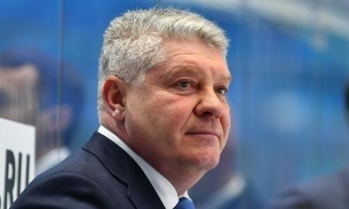 Юрий Михайлис раскрыл ключевые моменты в победе «Барыса» над «Авангардом»