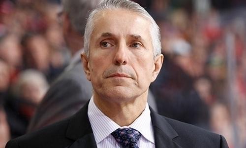 Главный тренер «Авангарда» нашел виновных в поражении «Барысу» в КХЛ