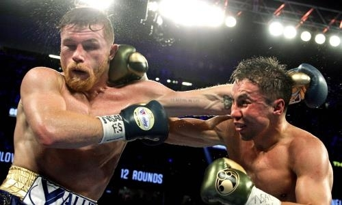 Американский эксперт бокса вынес вердикт по двум боям Головкина и «Канело»