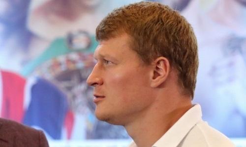 «Действительно хороший боксер». Поветкин высказался о боях Усик — Чисора и Ломаченко — Лопес