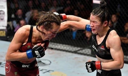 Определён лучший бой 2020 года в MMA. Видео
